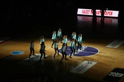 Antwerp Giant Lotto Arena 2016